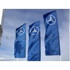 Uzņēmumu karogs (cena par 1m2 bez PVN)